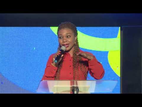 UNBROKEN: Laws Of Communication  Funke Ogunlade  Tue 15th Oct, 2019  Midweek Service