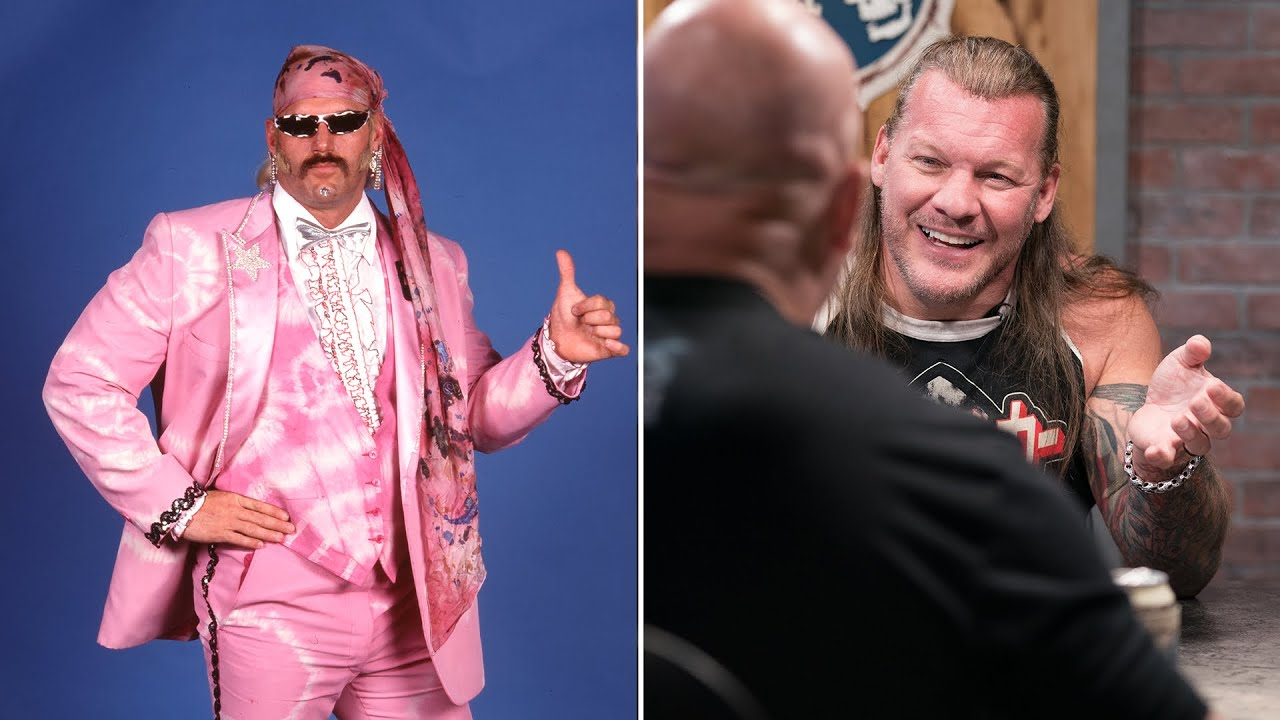 Jesse Ventura gave a young Chris Jericho this advice: Broken Skull Sessions