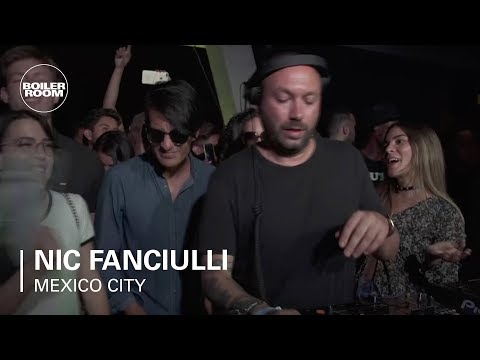 Nic Fanciulli classy Tech-laced Mix | Boiler Room Mexico City - UCGBpxWJr9FNOcFYA5GkKrMg