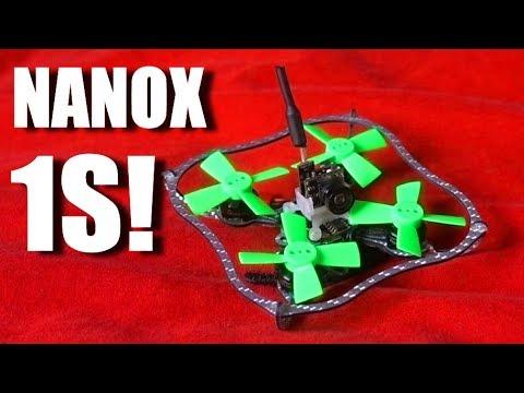 FlexRC Nano X 1S Brushless Micro - UCKE_cpUIcXCUh_cTddxOVQw
