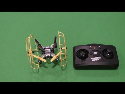 Air Hogs Hyper Stunt Drone Review A Micro You Can Crash