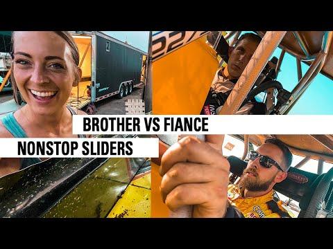 Short Track Super Series Returns To Bridgeport Speedway - dirt track racing video image
