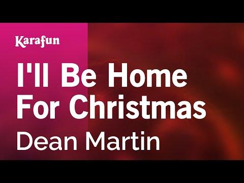 Karaoke I'll Be Home For Christmas - Dean Martin * - UCbqcG1rdt9LMwOJN4PyGTKg