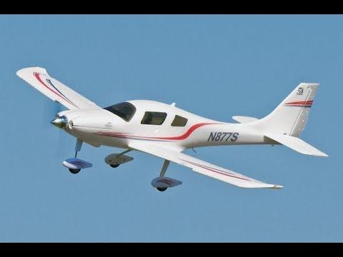 Hobbico FlyZone Cessna 350 Corvalis Review and Flight By Eric - UCguLtv7WI_rTVjxQAKEntzw