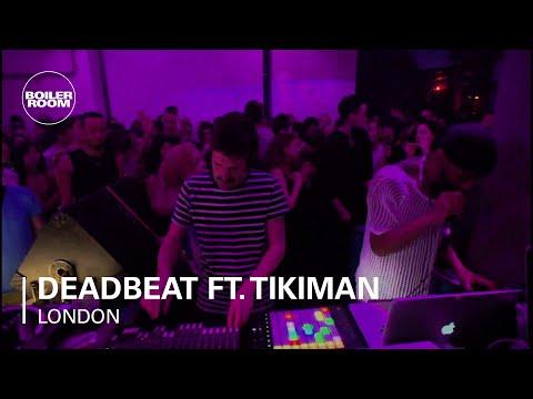 Deadbeat ft. Tikiman Boiler Room Live Set - brtvofficial