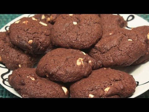 Chocolate Chocolate Chip Cookies Recipe