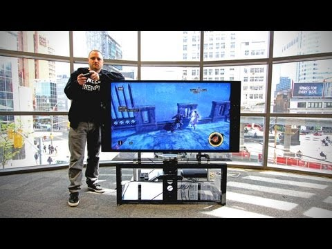 """65"""" Sony 4K Ultra HD TV Unboxing & Overview (XBR65X900A) - UCsTcErHg8oDvUnTzoqsYeNw"""