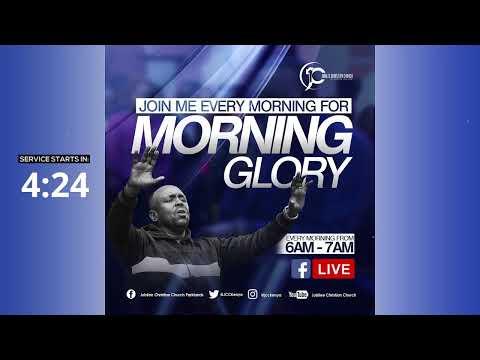 MORNING GLORY WITH BISHOP ALLAN KIUNA II 14.06.2021