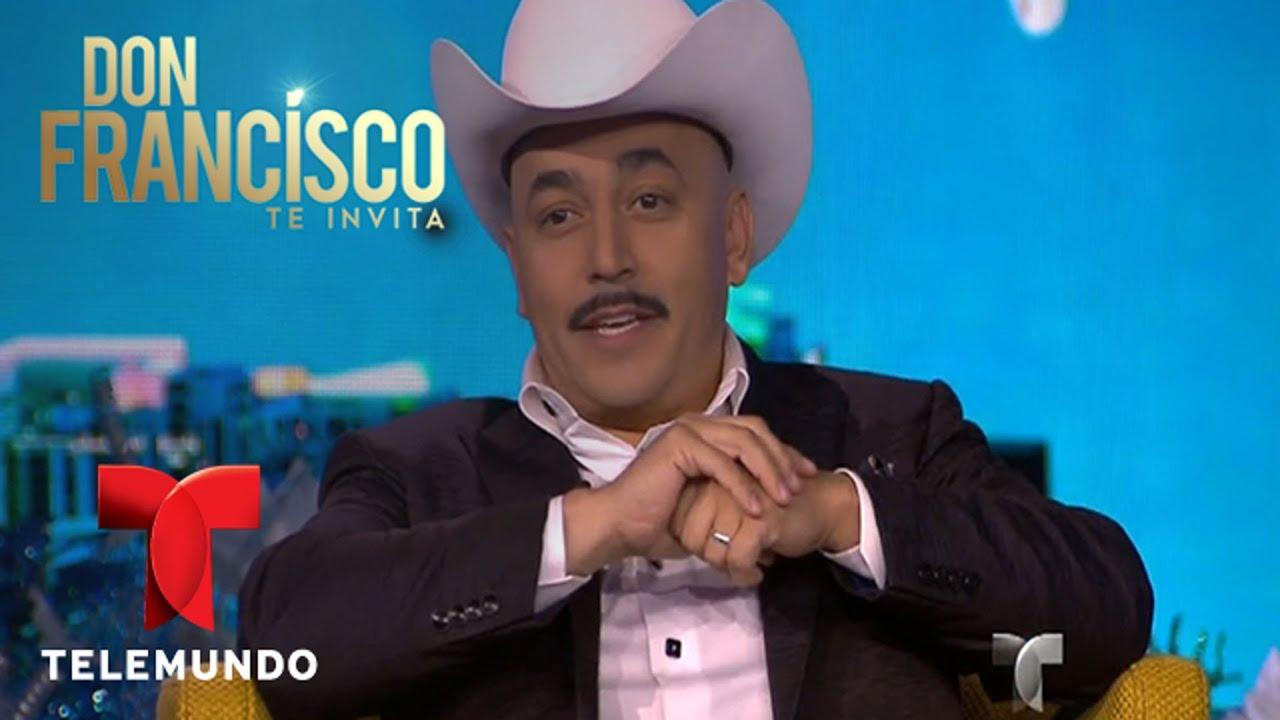 Don Francisco Te Invita | Lupillo Rivera lleva a su familia a todas partes | Entretenimiento