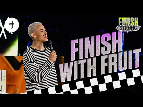 Finish With Fruit //How to Finish Strong // Finish Stronger (Part 2 ) Charles Metcalf