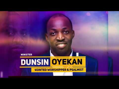 Finishing Strong Concert with Dunsin Oyekan