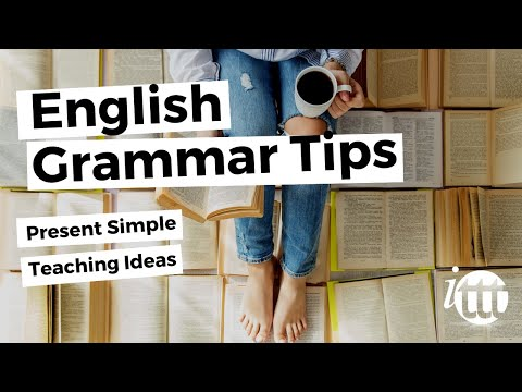 English Grammar -- Present Simple -- Teaching Ideas - TESL