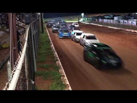Lake View Motor Speedway 8-7-21 SCDRA Gerraldfarms - dirt track racing video image