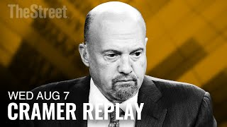 Market Madness? Jim Cramer on Market Volatility
