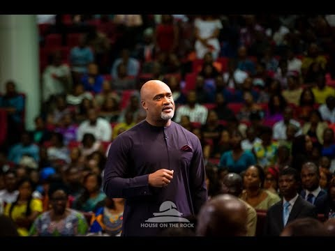 You Were Not Delivered To Serve God  Paul Adefarasin  Something Is About To Happen