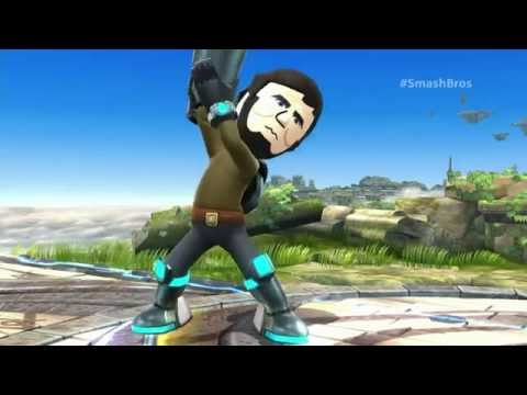 Smash Bros Mii Fighters - UCKy1dAqELo0zrOtPkf0eTMw