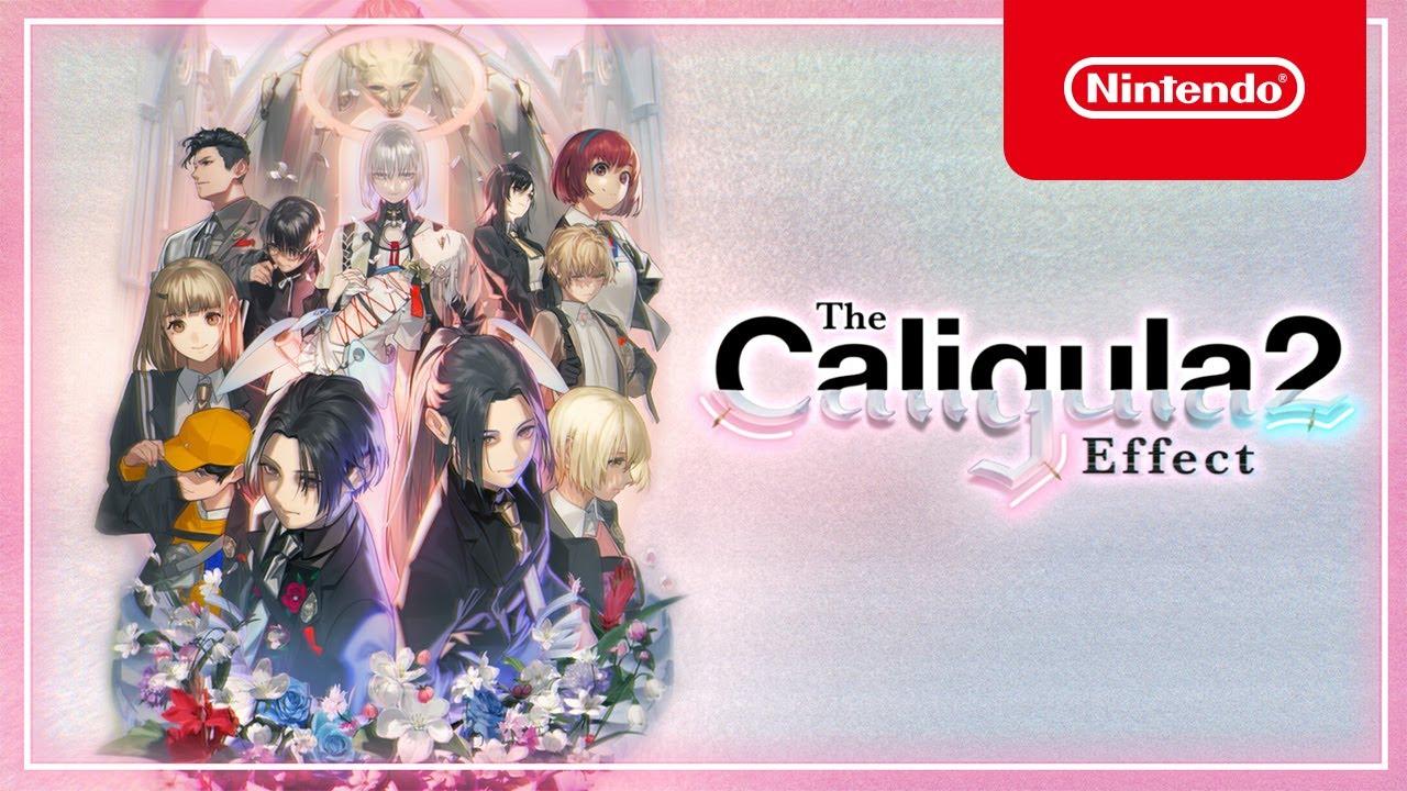 The Caligula Effect 2 – Launch Trailer – Nintendo Switch