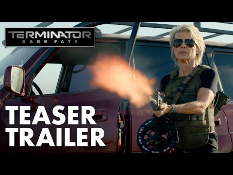 Terminator: Dark Fate - Official Teaser Trailer (2019) - Paramount Pictures - UCF9imwPMSGz4Vq1NiTWCC7g