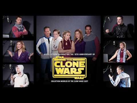 Star Wars: The Clone Wars 10th Anniversary Collection - UCJUmddLLr87sOn8mxdKiUbw