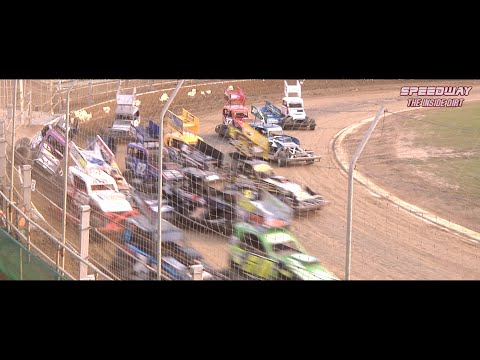 Speedway The Inside Dirt 2019 2020 Season Highlights - dirt track racing video image