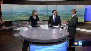 Video: Tom Messner is looking at a bunch of sun Tuesday. 8.19.19