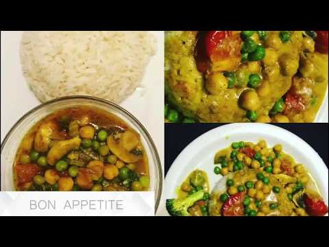 How To: Homestyle Vegan Curry Stew