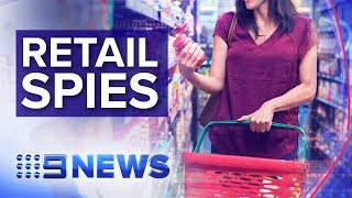 New tech helps retailers monitor customers while shopping | Nine News Australia