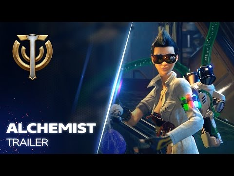 Skyforge - Alchemist Gameplay Trailer - UCtL3NqIsRPRxe1Ojat-A6ew