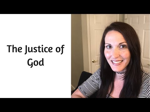 Kingdom Living Service: The Justice of God