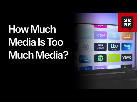 How Much Media Is Too Much Media? // Ask Pastor John