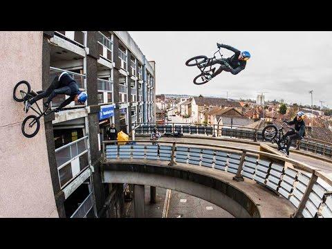 Sebastian Keep Redefines BMX with MASSIVE Bridge Gaps-To-Wallrides | Walls - UCXqlds5f7B2OOs9vQuevl4A