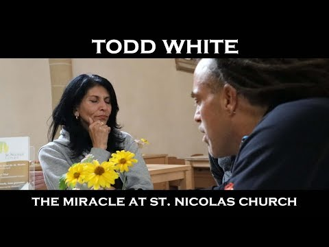 Todd White - The Miracle at St Nicolas Church