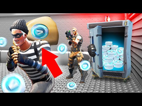 ROBBING A BANK In FORTNITE! (4,000,000 V-BUCKS) - UC0DZmkupLYwc0yDsfocLh0A