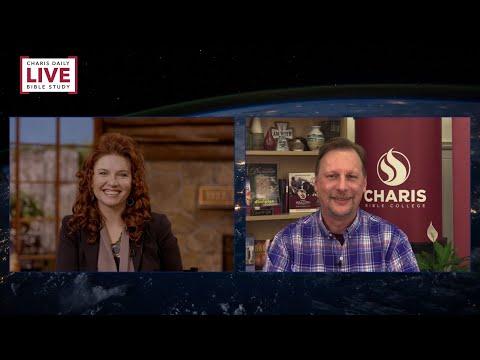 Charis Daily Live Bible Study: Job and the Sovereignty of God - Chris Cree - November 18, 2020