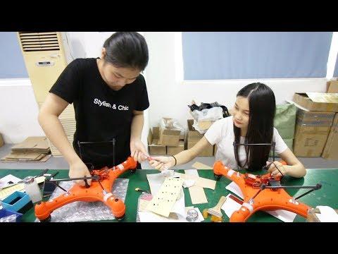Inside a Drone Factory in China. What's it like? - UCvfBCBy8EbQZicecw6byqzw
