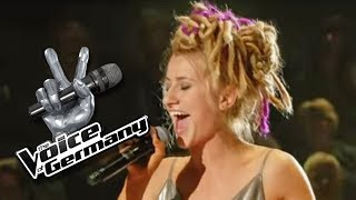 Robin Thicke - Blurred Lines | Natia vs. Nanette | The Voice of Germany 2017 | Battles