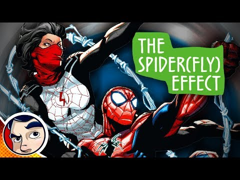 "Silk & Spider-Man ""Spider-Fly Effect"" PT2 - Complete Story | Comicstorian - UCmA-0j6DRVQWo4skl8Otkiw"