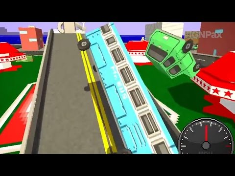 Omnibus is like Goat Simulator meets Speed but What is it? - IGN Access - UCKy1dAqELo0zrOtPkf0eTMw