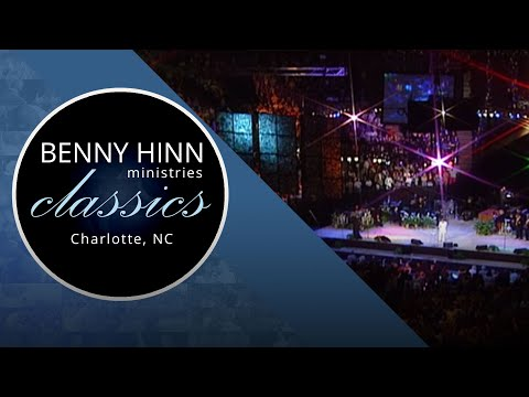 Benny Hinn Ministry Classic - Charlotte, North Carolina 2001 Part 2
