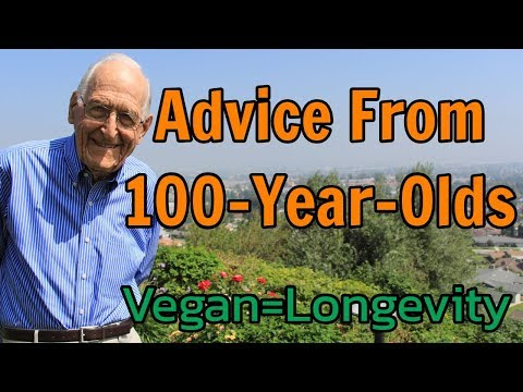 Centenarians Give Advice on How to Live to 100 Years - UCn5yGDafZQQ5YBq_-c4q46A