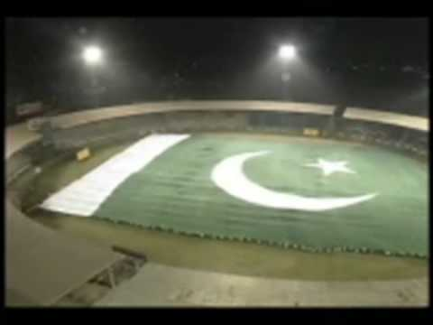 World Largest Flag - Pakistani Flag