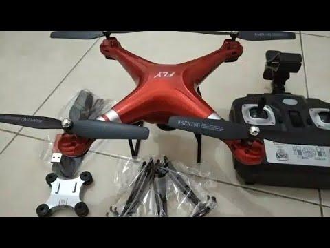 Cara kalibrasi Drone Magic speed X52HD - UC571EmoU8dosYf_dAt4AzvQ