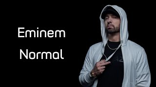 Normal (Lyrics)