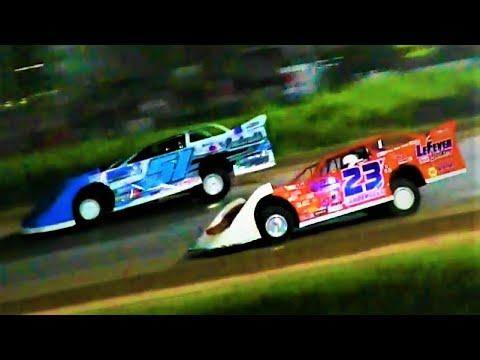 7-31-21 Late Model Feature Thunderbird Raceway - dirt track racing video image
