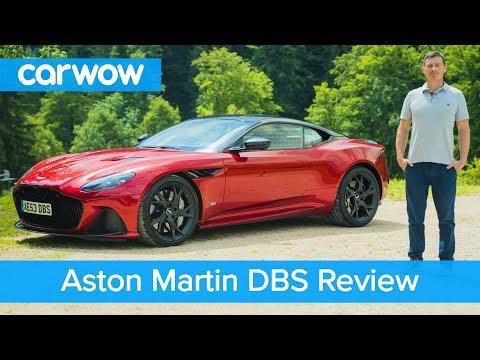 New Aston Martin DBS Superleggera 2019 review - see why it IS worth £225,000! - UCUhFaUpnq31m6TNX2VKVSVA