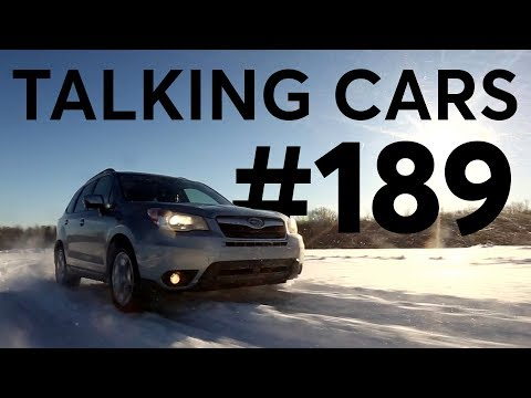 The 'Myth' of AWD; Best 2 Row SUV; Mazda3: Will It Baby? |Talking Cars with Consumer Reports #189