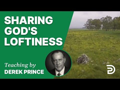 Sharing God's Loftiness 13/4