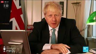 Négociations sur le Brexit : Boris Johnson dénonce la collaboration d'élus britanniques