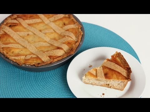 Pastiera Recipe - Italian Easter Pie - Laura Vitale - Laura in the Kitchen Episode 559 - UCNbngWUqL2eqRw12yAwcICg