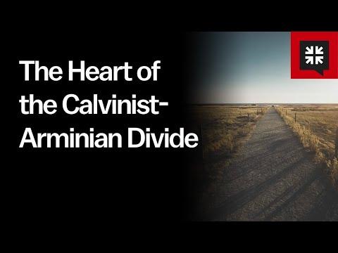 The Heart of the Calvinist-Arminian Divide // Ask Pastor John